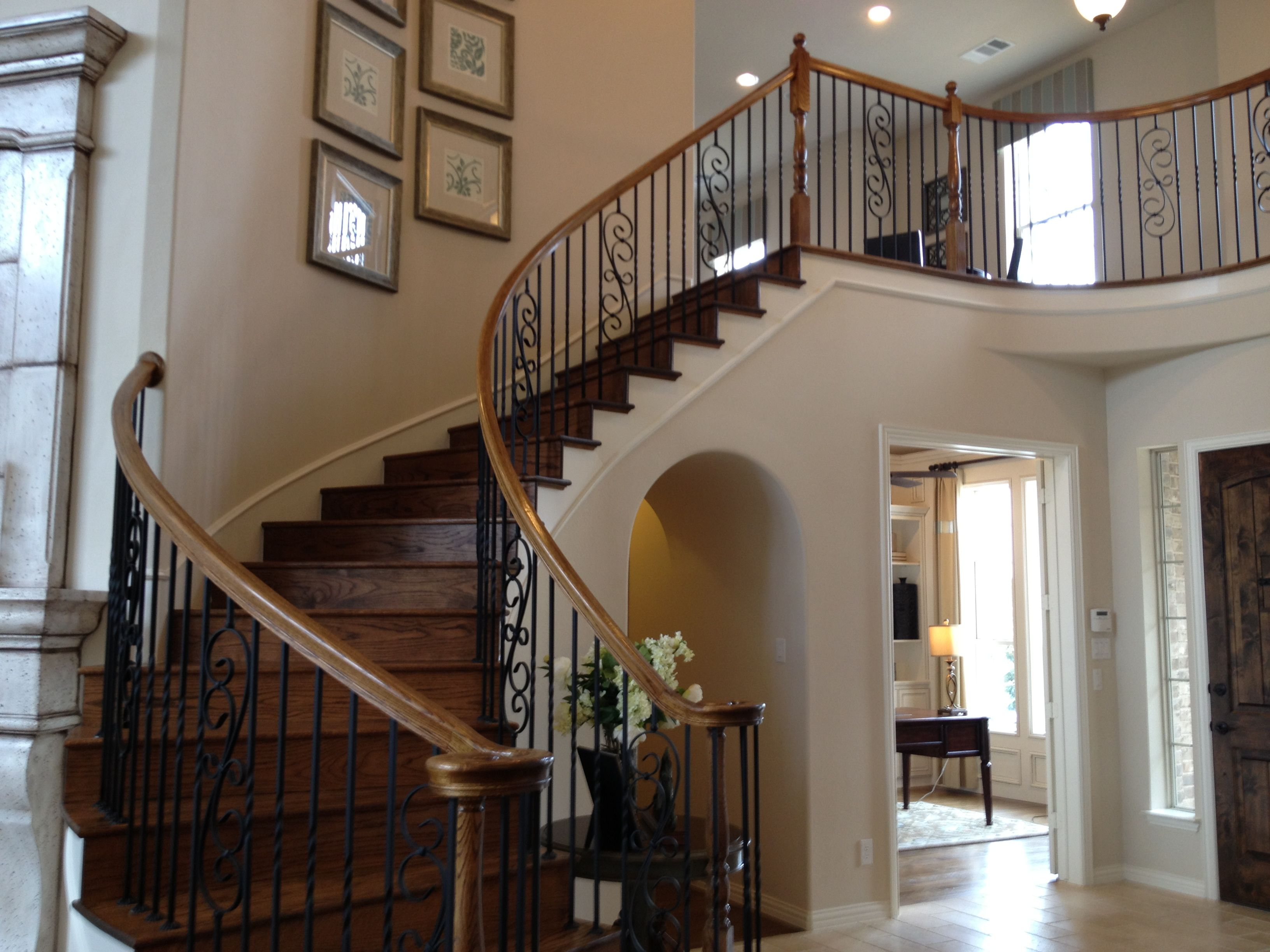 Best Love The Stairs Open Concept Design Pinterest 400 x 300