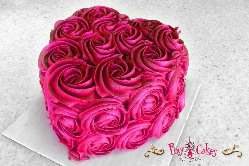 valentine's day sur la table