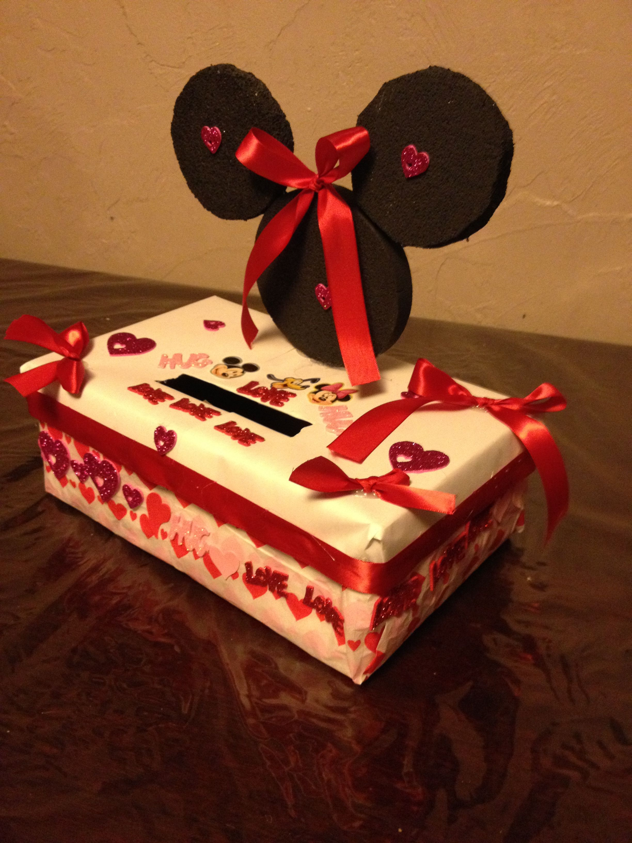 valentine's day box maplestory