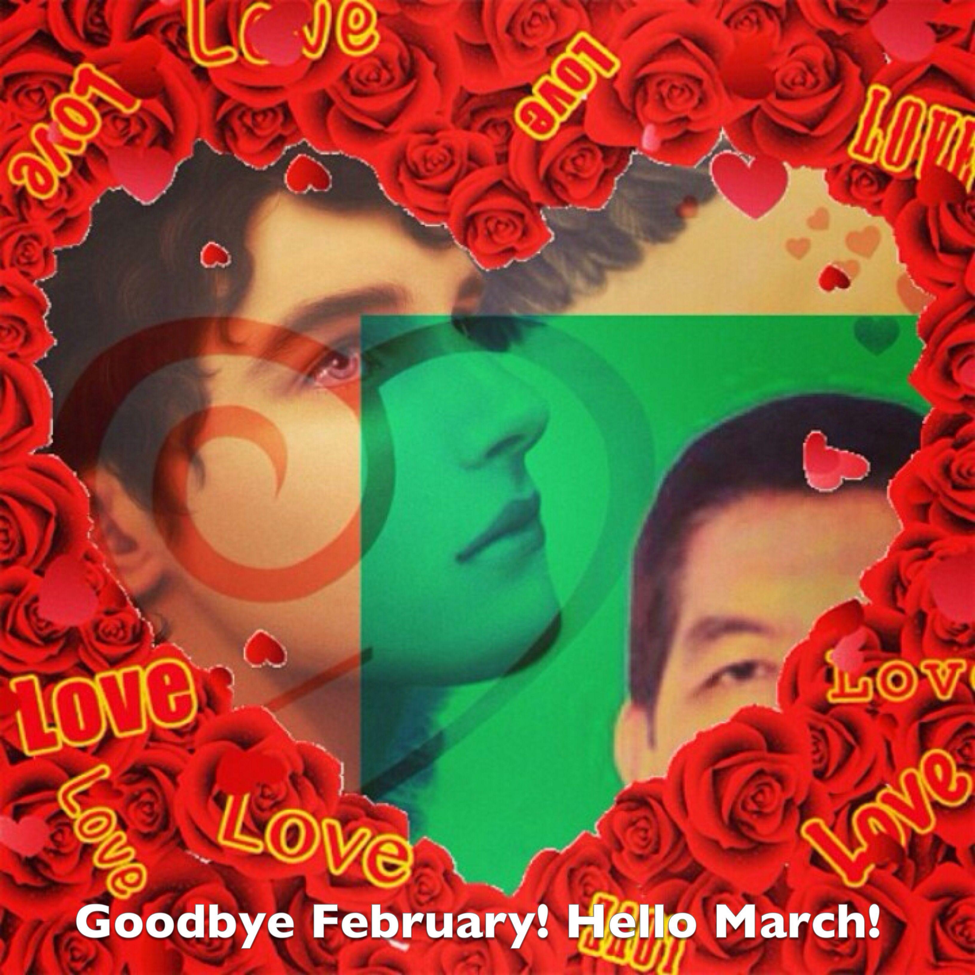 Goodbye February Hello March Foto Bugil Bokep 2017