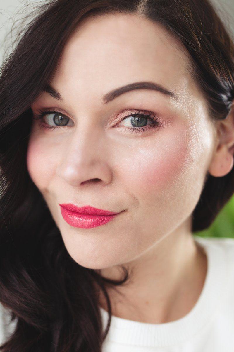 Romantisches Valentinstag Make-up für Brünette | Mac lidschatten ...