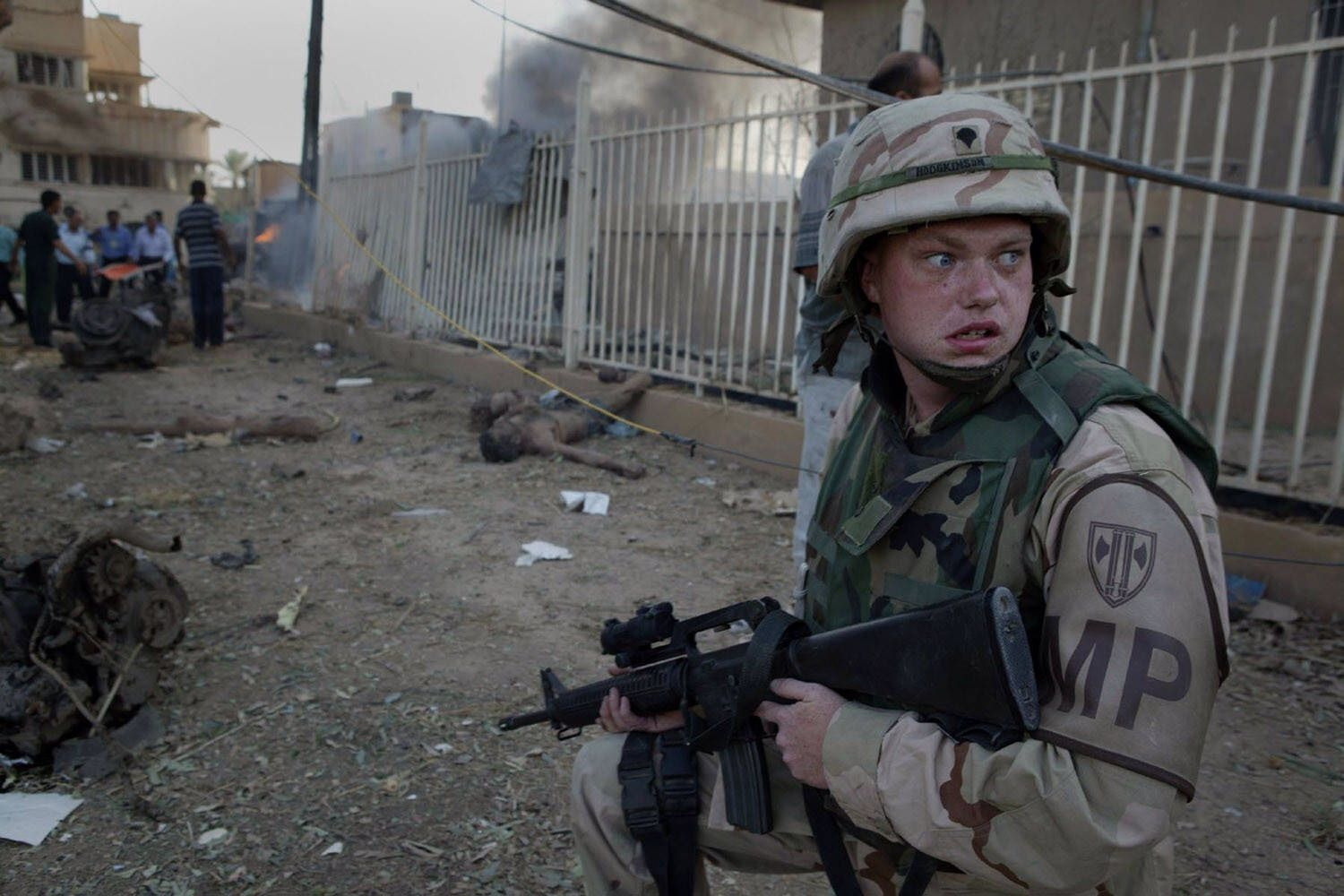 iraq war 2003 essay Iraq war essay examples iraq war the iraq war is also known as the occupation of iraq and it started on 20th march 2003, the war was spearheaded by the united.