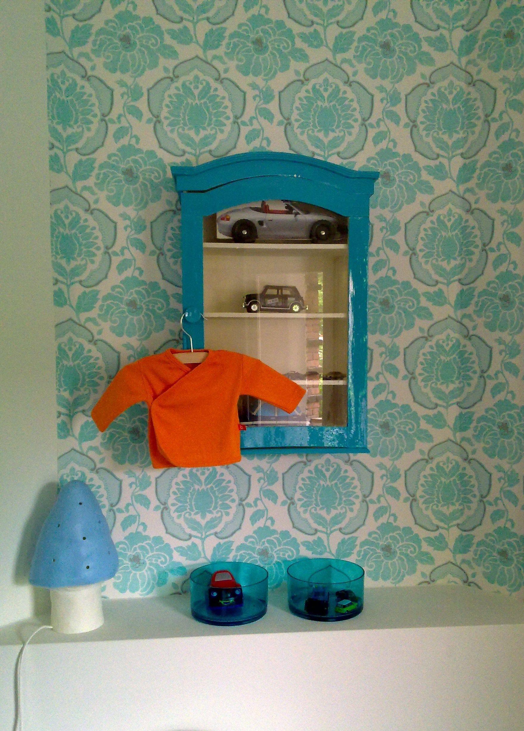 Kinderkamer Blauwe Kinderkamer: Tenstickers muurstickers sticker ...