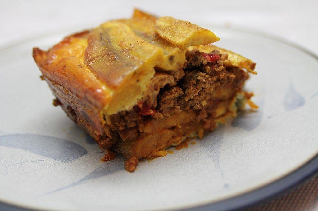 Puerto Rican Plantain Lasagna | Recipe