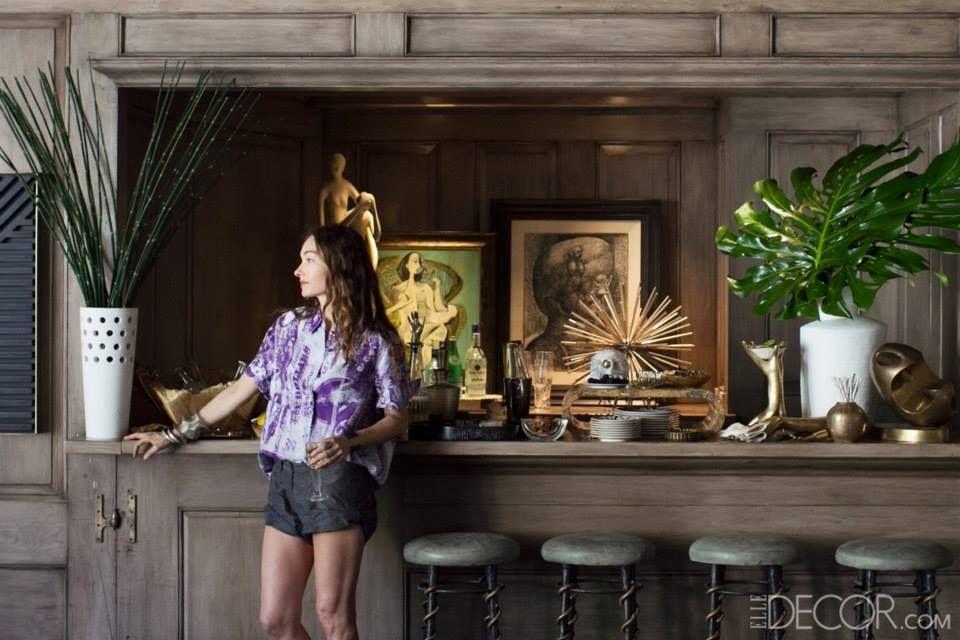 Home Bar By Kelly Wearstler Wine Bars Pinterest