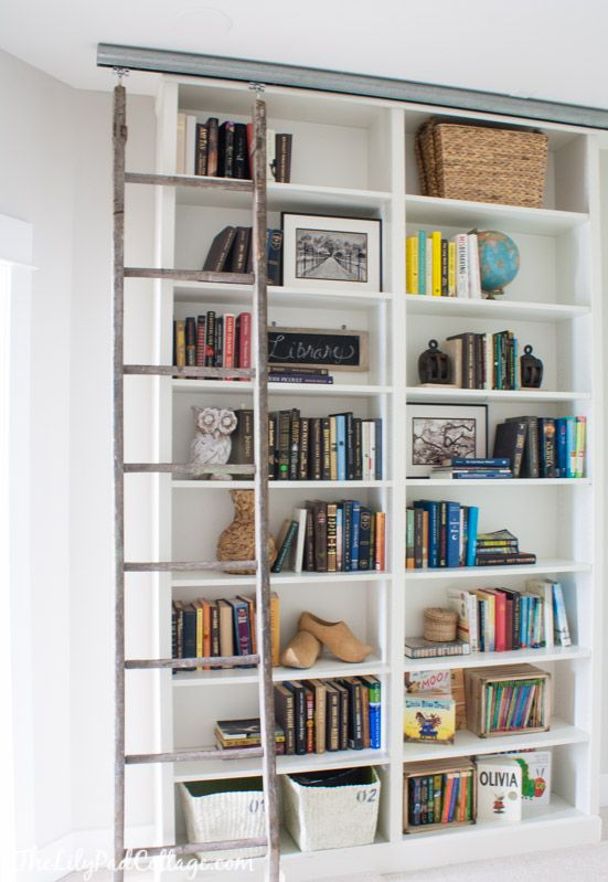 IKEA Hacks the Best 23 BILLY Bookcase Builtins Ever