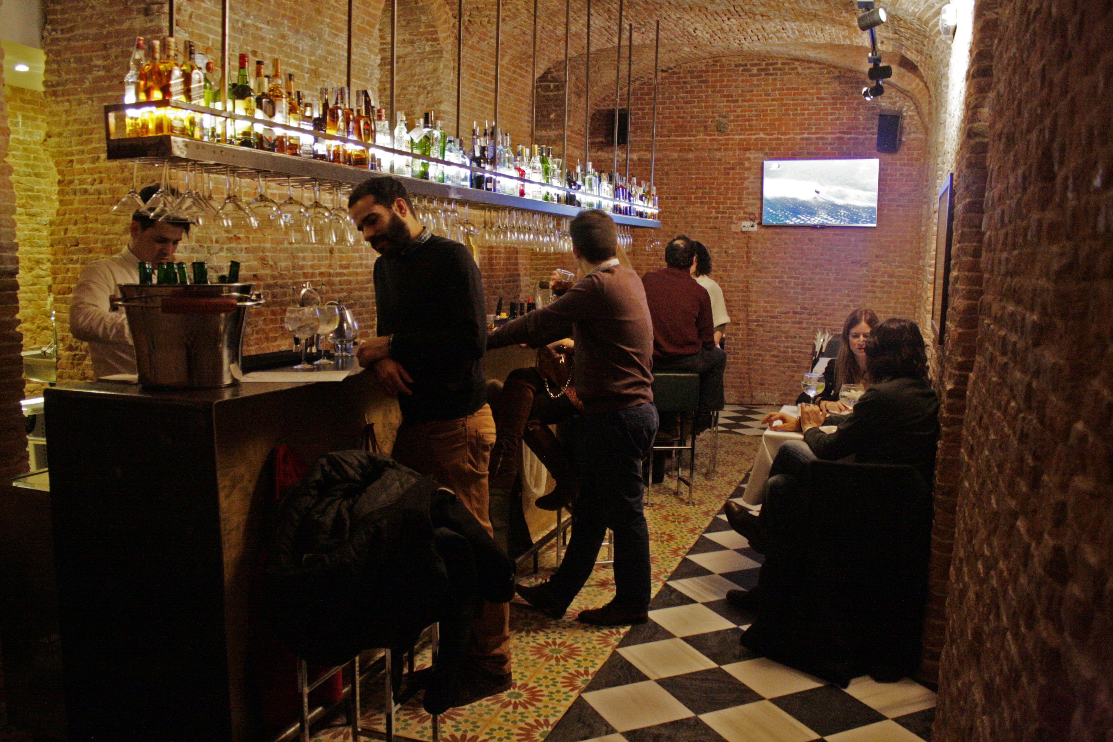 Restaurante Dabbawala Underground - Madrid