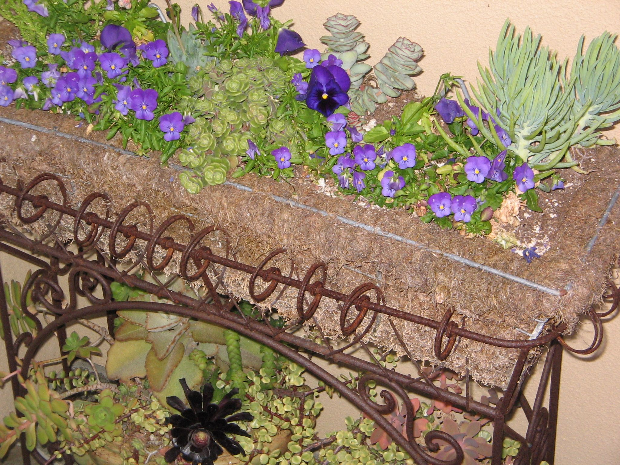Garden Flower Planter Ideas And Diy Projects Pinterest