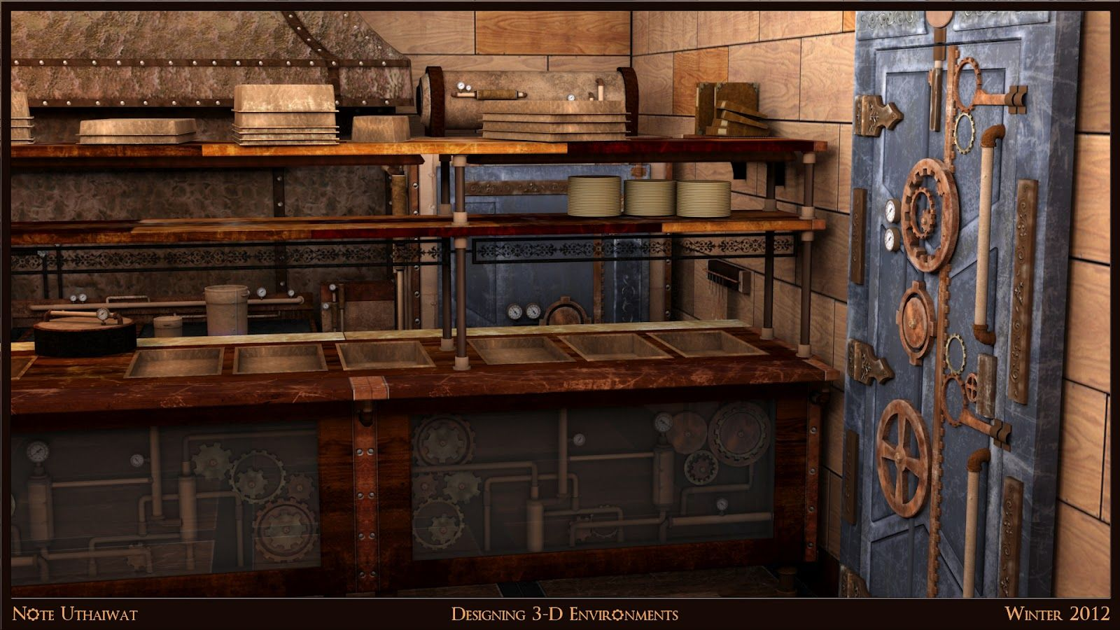 steampunk kitchen steampunk pinterest