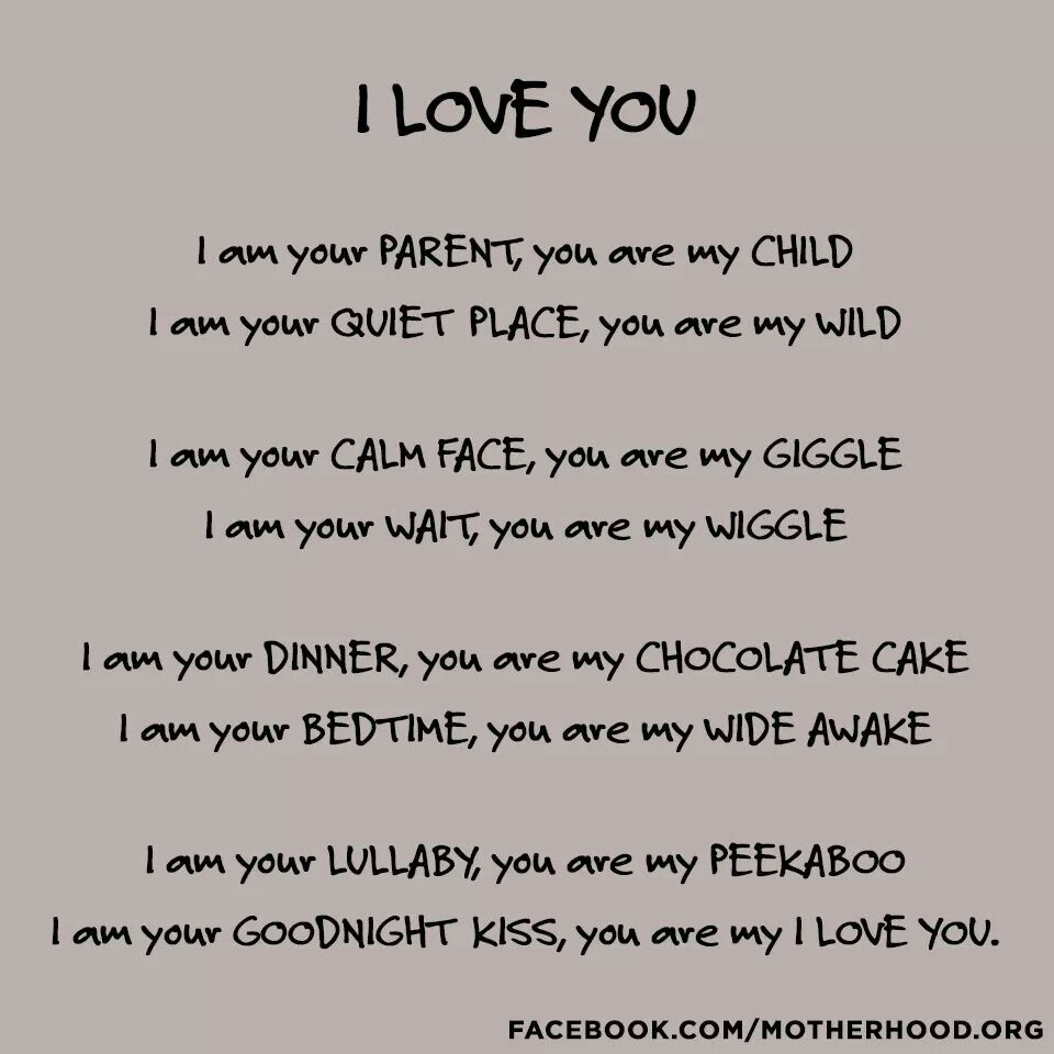 love you precious son Words & Quotes to Live By Pinterest