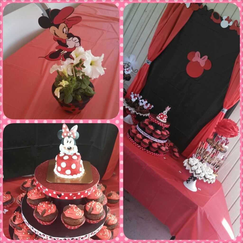 baby aria 39 s minnie mouse baby shower baby ideas pinterest