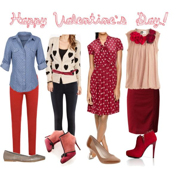 Valentine Day Outfits. 28 best valentineu0027s day outfits images ...