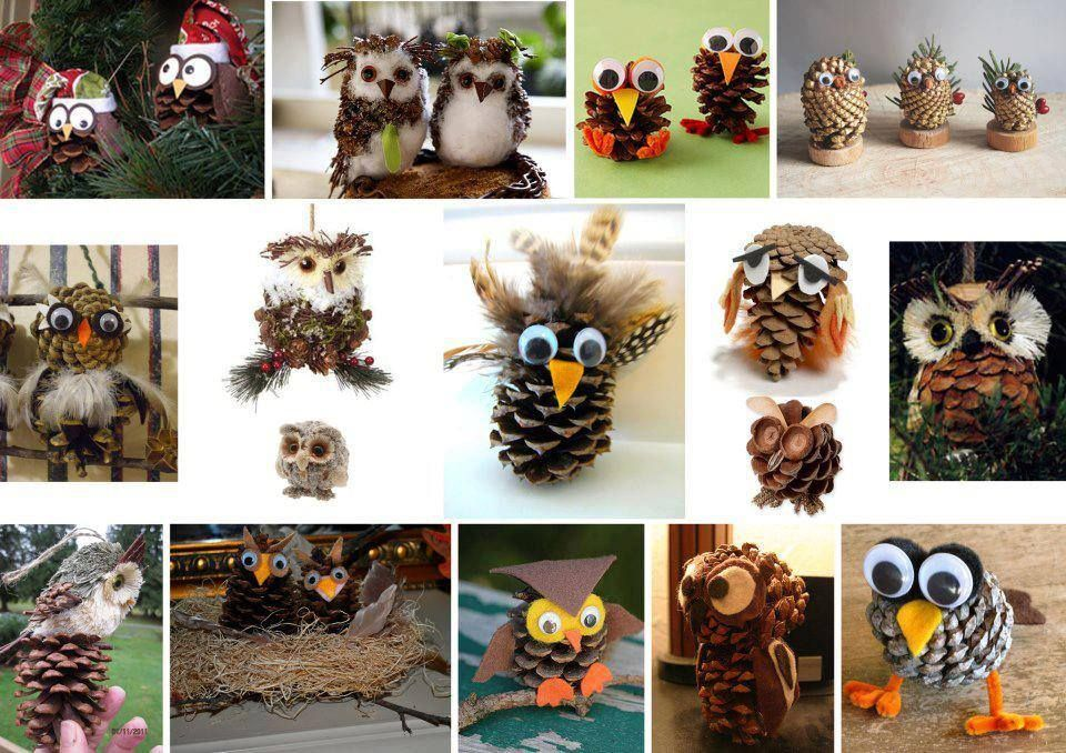 Pine Cone Crafts Pinterest