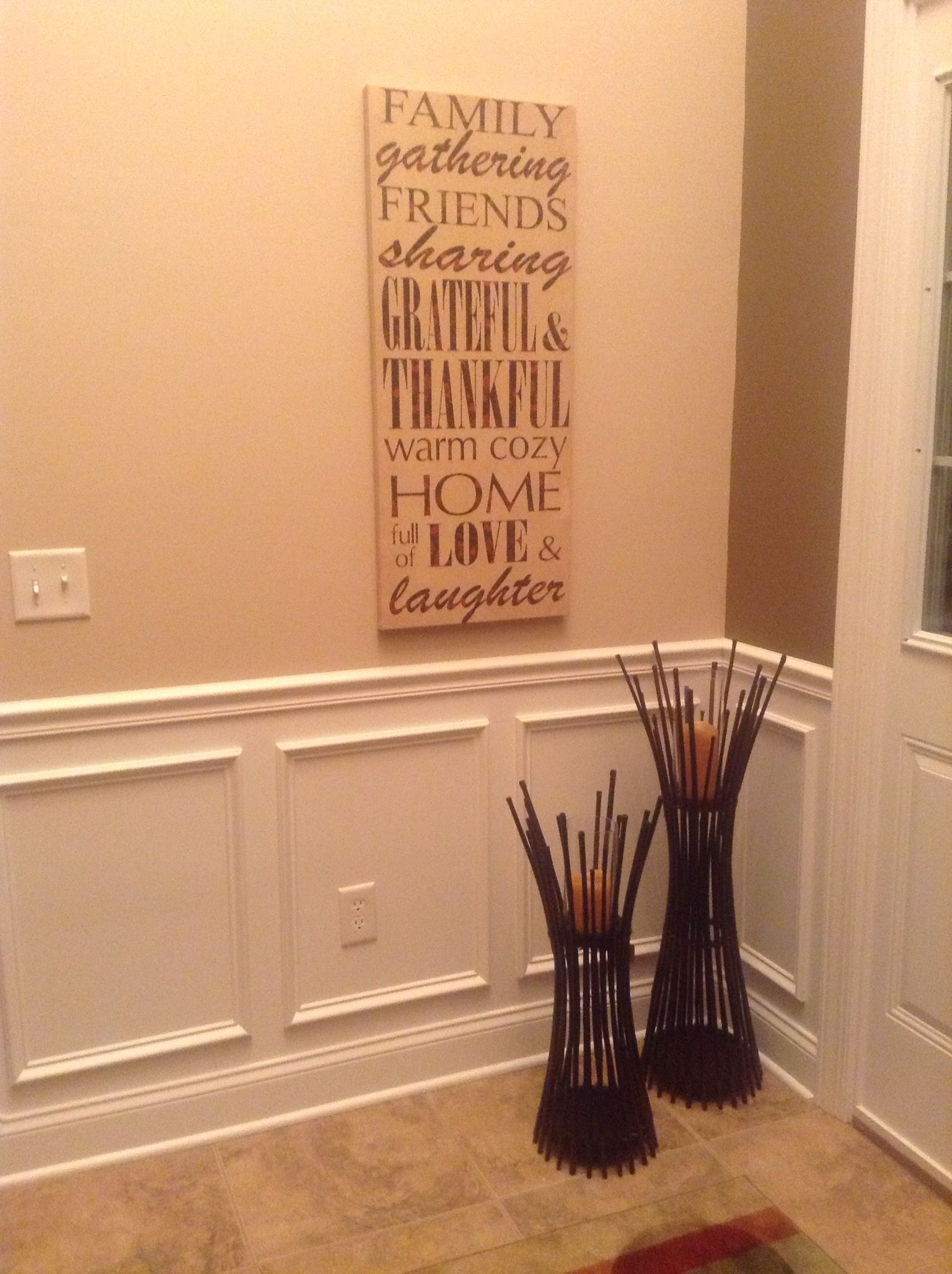 oversized home decor plate trend home design and decor