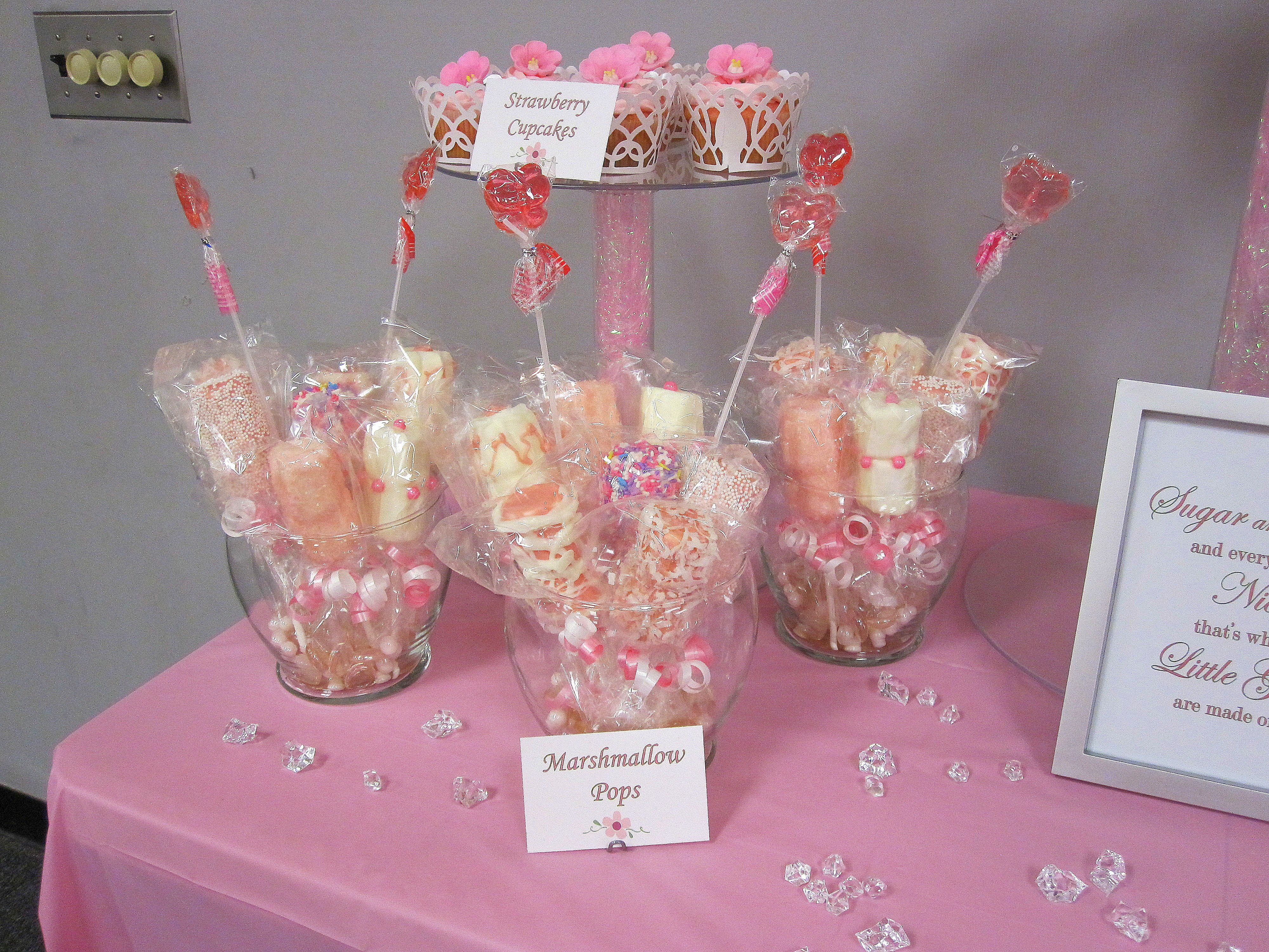 marshmallow pops baby shower ideas pinterest