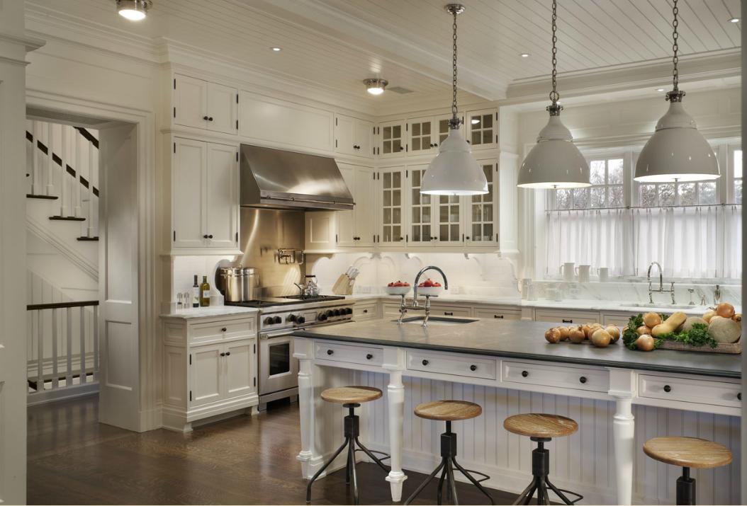 Hampton 39 S Kitchen Kitchen Design Pinterest