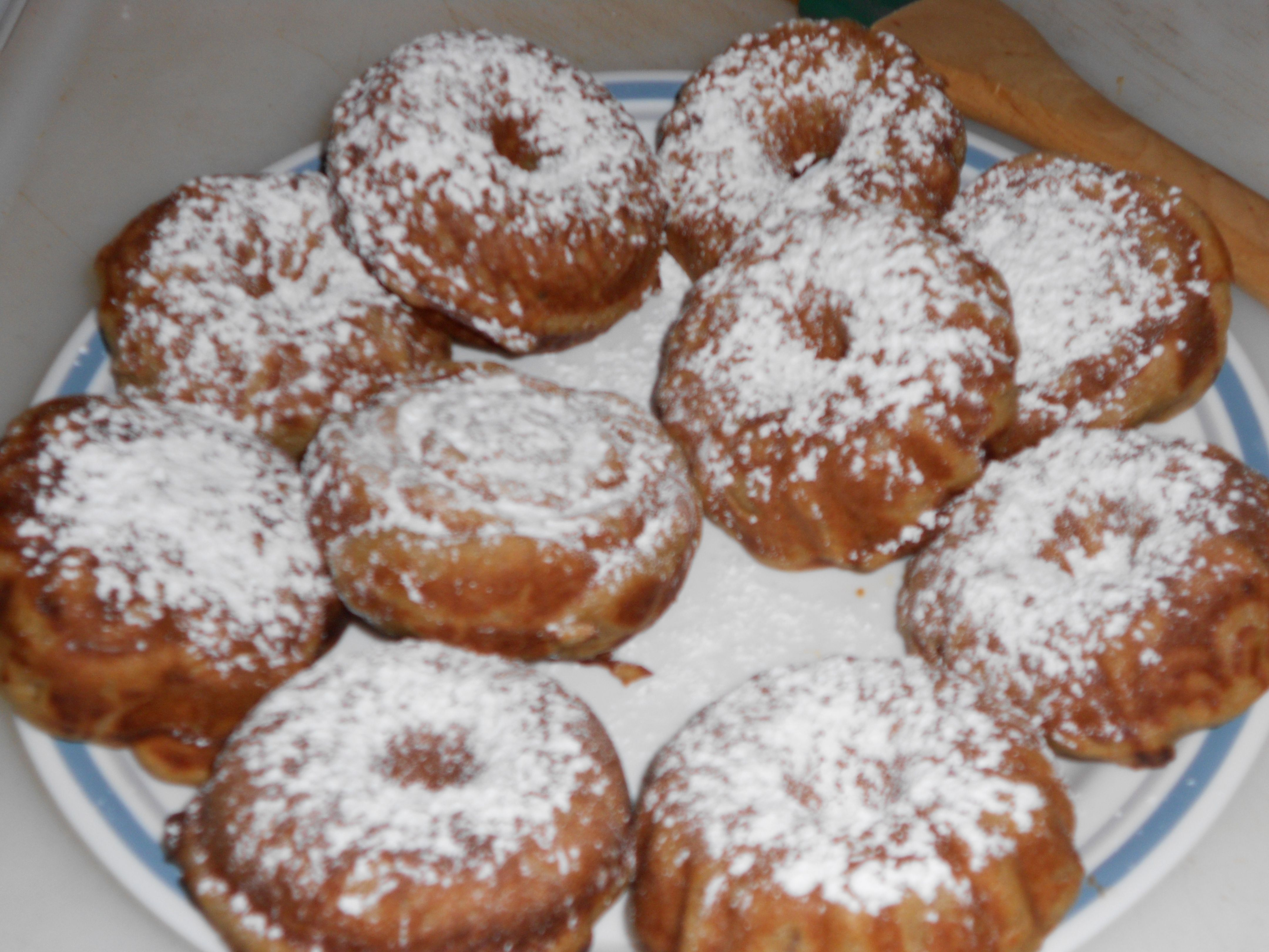 gluten free mini bundt cakes | Gluten free | Pinterest