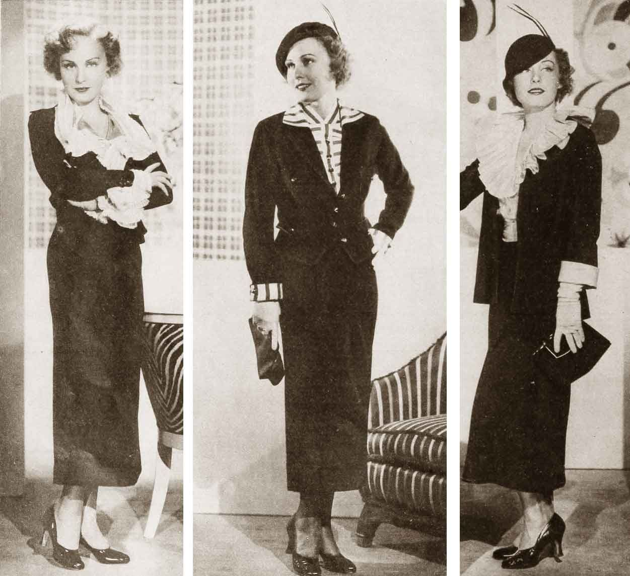 Pics of 1930s fashion