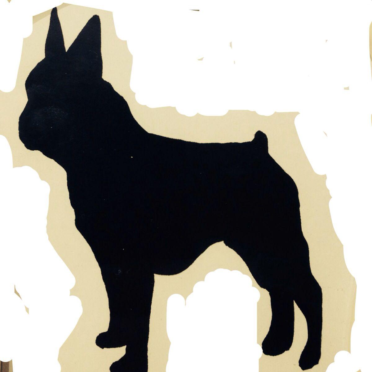 Bulldog Head Silhouette | www.imgkid.com - The Image Kid ...