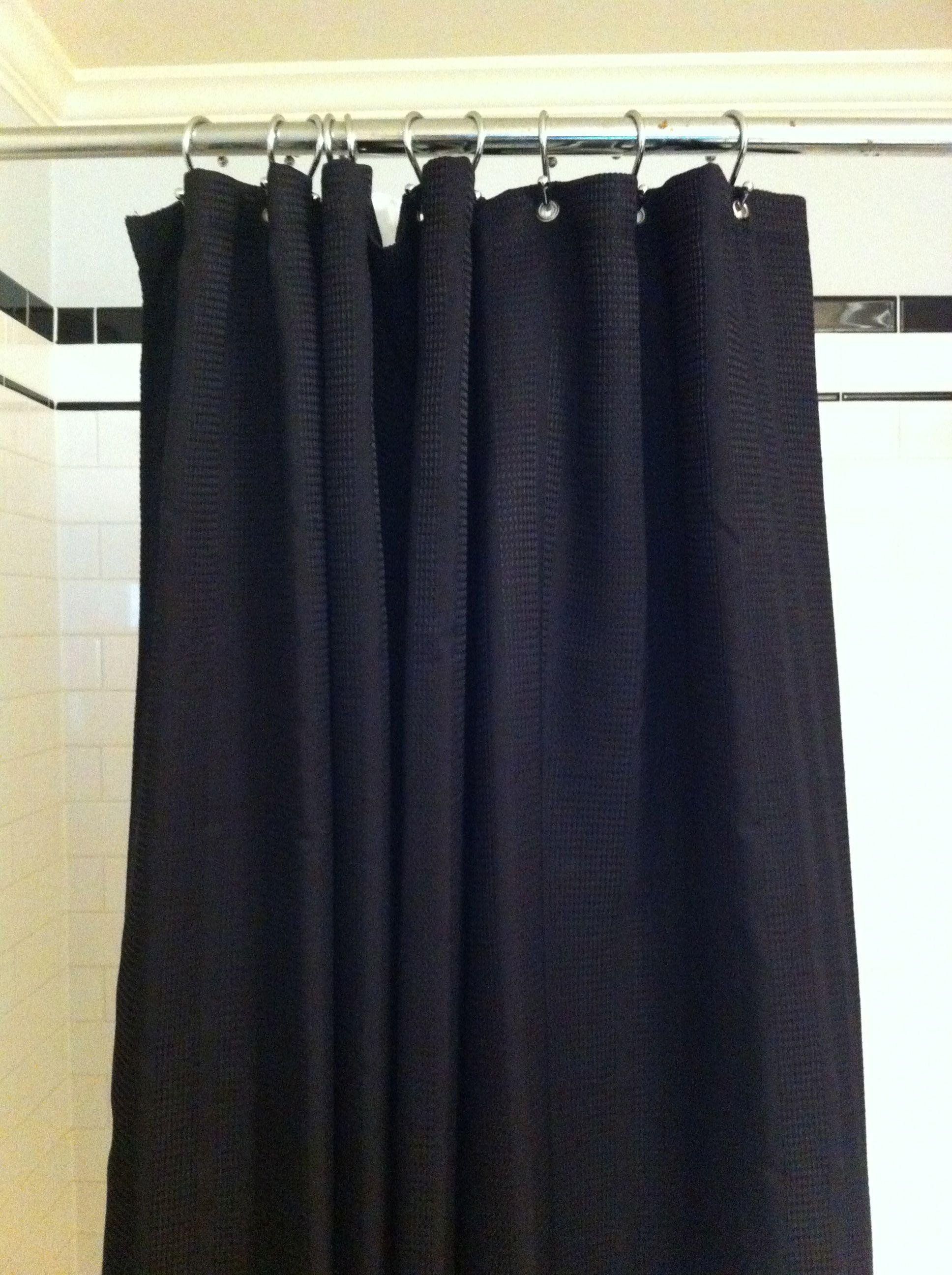 Black Shower Curtains For Sale | butik.work