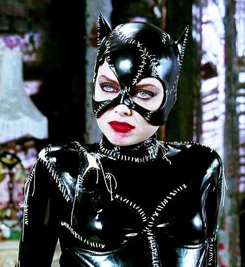 Catwoman Eartha Kitt Julie Newmar michelle Pfeiffer as C...