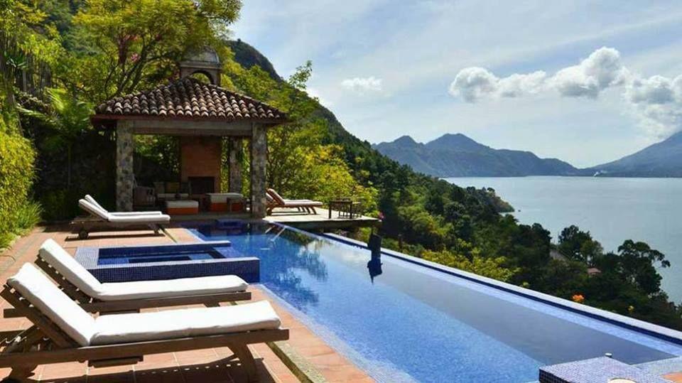Casa palopo in lake atitlan guatemala beautiful homes for Beautiful homes com