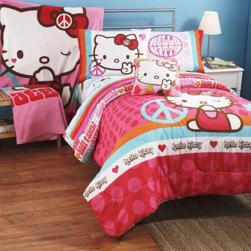 Hello Kitty bedroom set  Macks  Pinterest