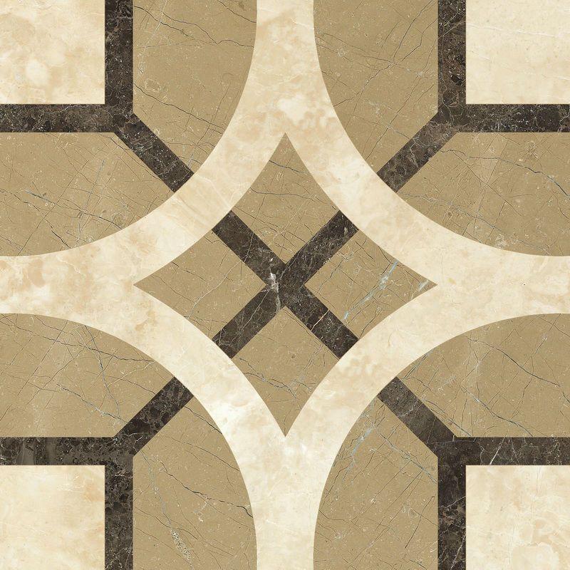 Marble Tile Floor Patterns Aunt Suefo