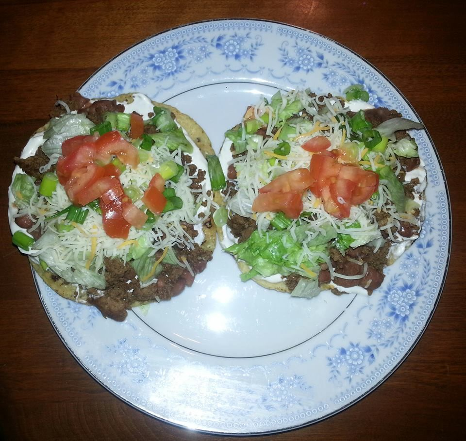 Mexican Tostadas! | Future | Pinterest