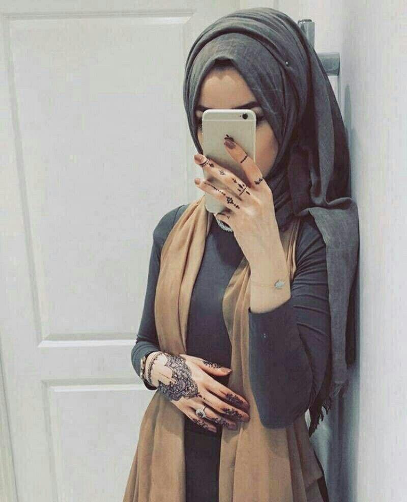 Фото на аву для девушек в хиджабе