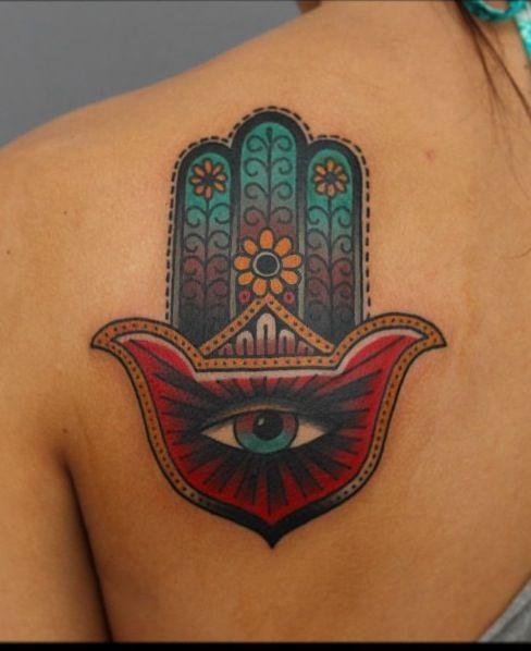 Seeing hand traditional americana tattoos pinterest for Traditional americana tattoos