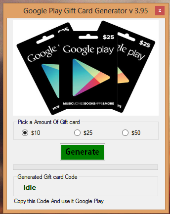 by Jeson Luis on Download Google Play Gift Card Generator Free
