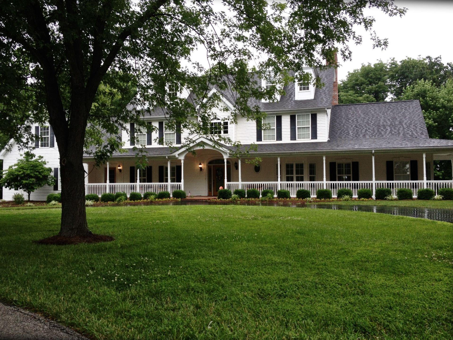 Gorgeous Missouri Southern Style Home Future Home