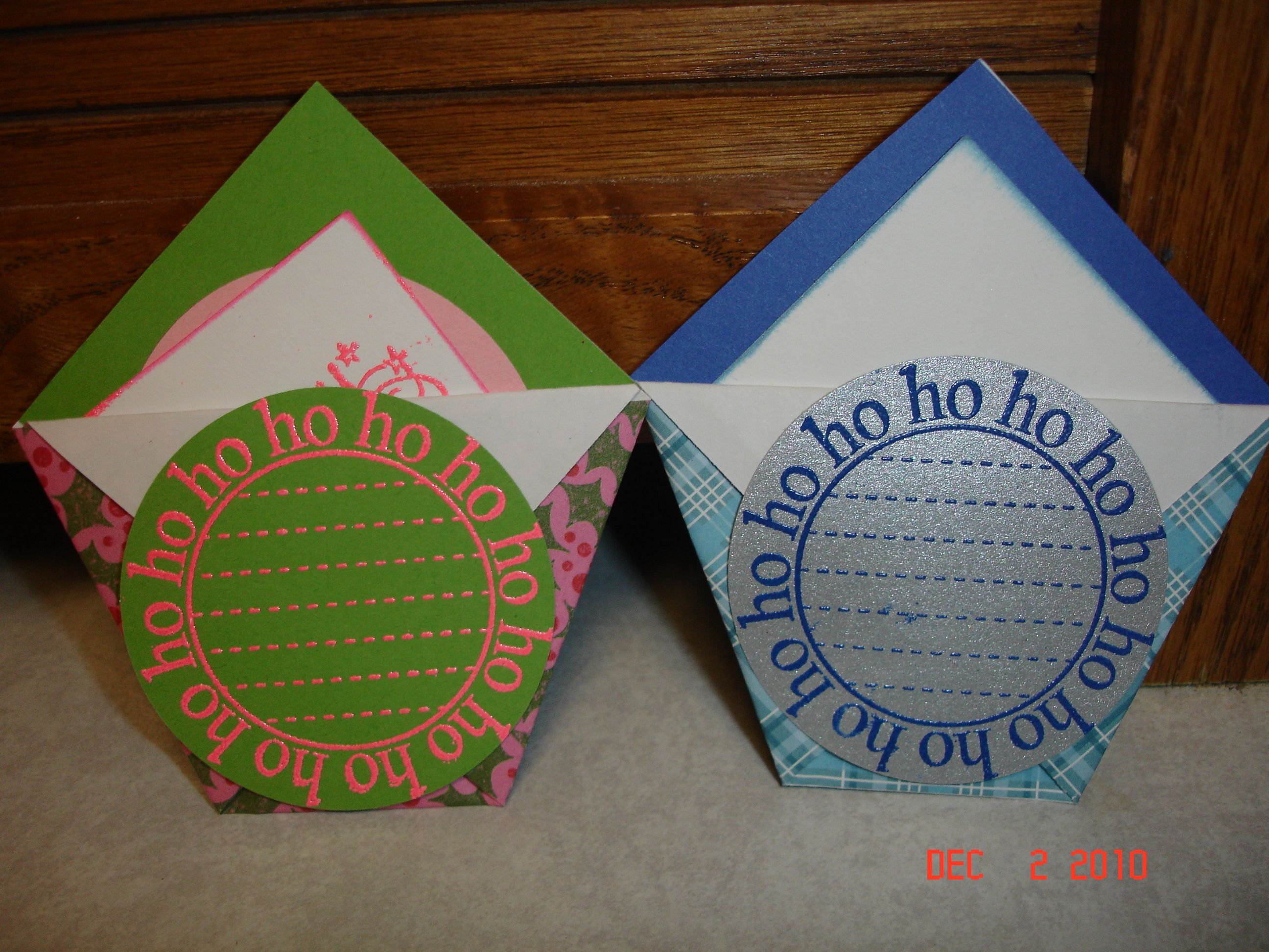 Christmas gift card/money holders | My Creations | Pinterest: pinterest.com/pin/28358672623284120