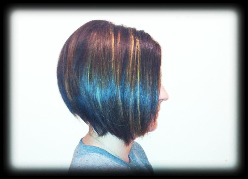 Pin Caramel Hair Color Colour Trends 2010 Gray Two Tone on Pinterest