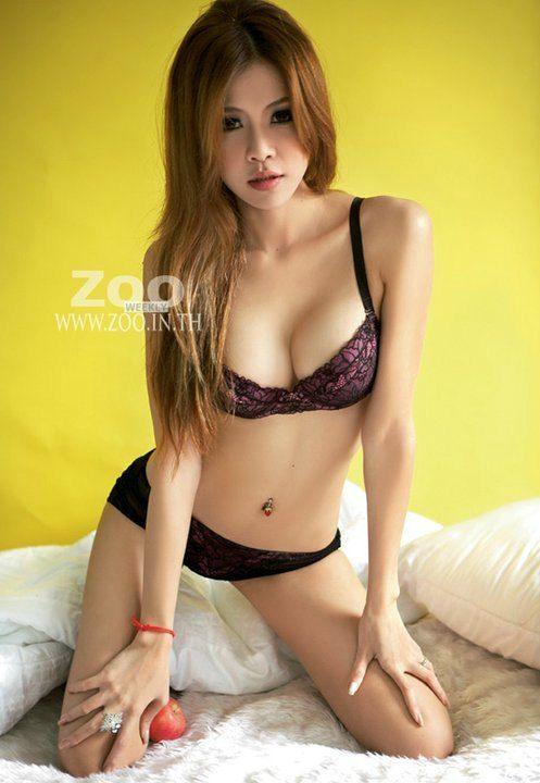 Thai Beautiful Asian Woman 37