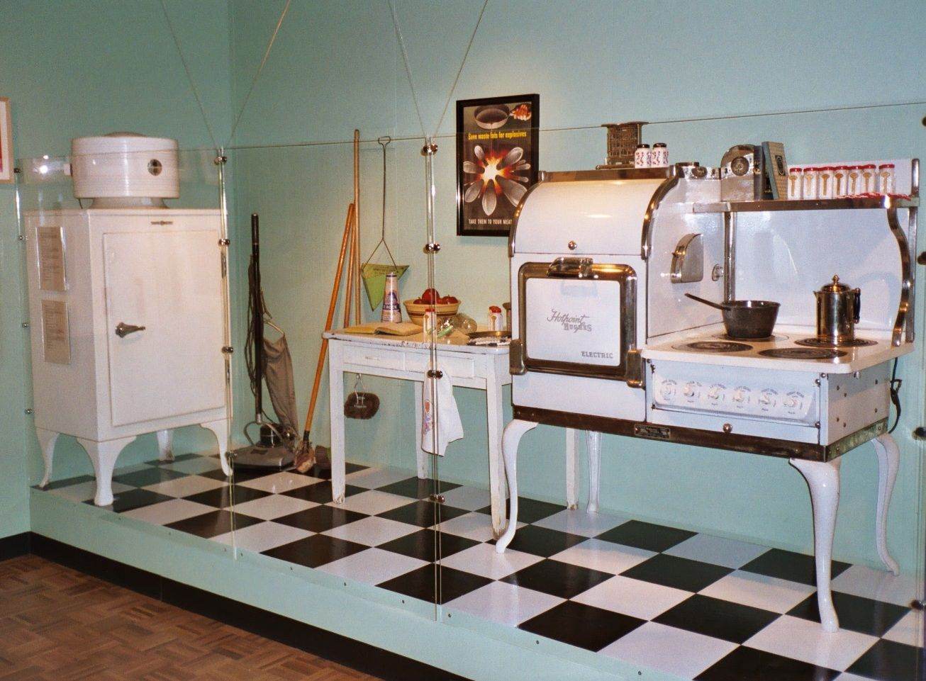 28+ [ 1930 s kitchen ] | kitchens from the 1930s and 1940s,vintage