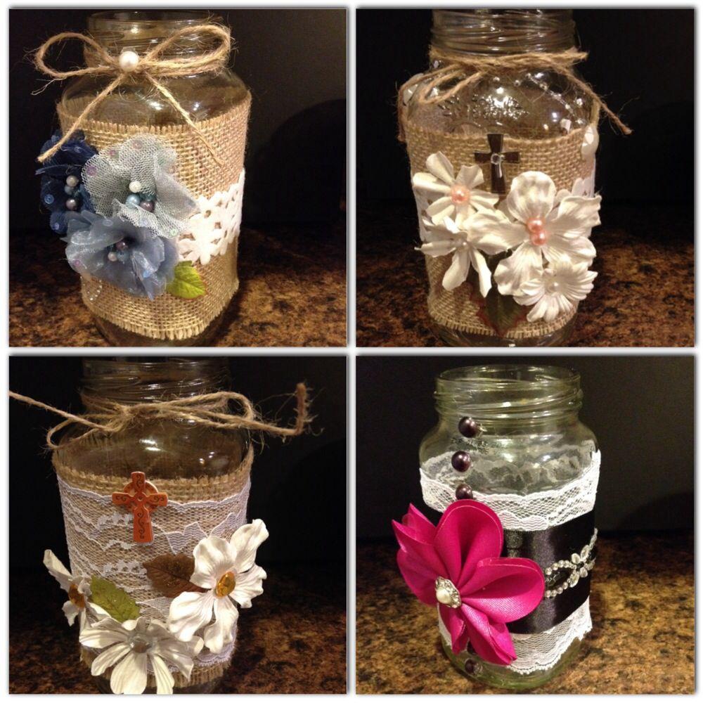 Mason jars crafts craft ideas pinterest for Crafts using mason jars