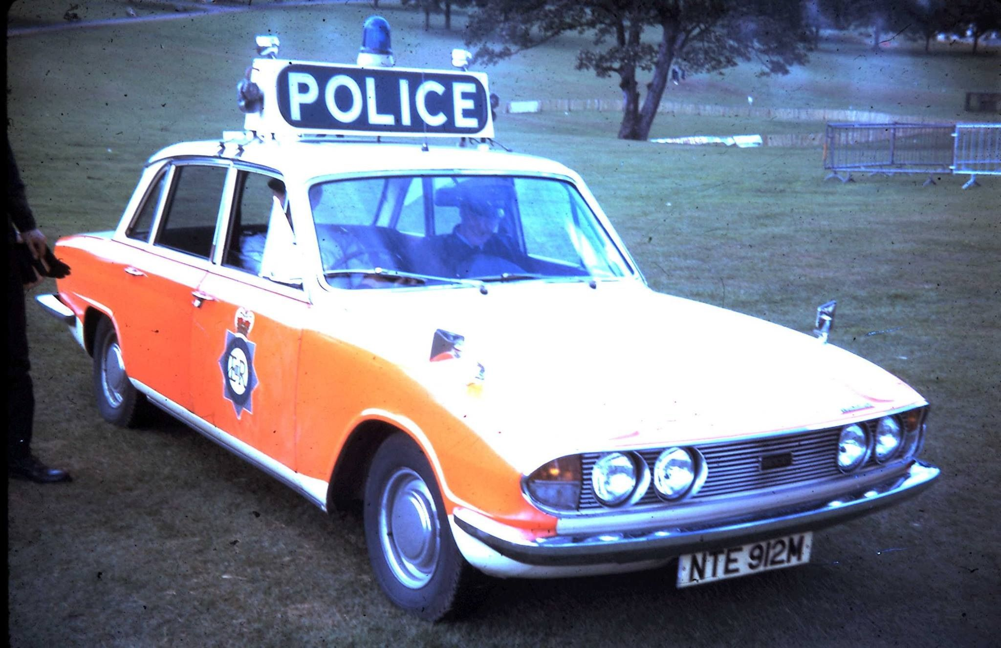 Classic Police Cars