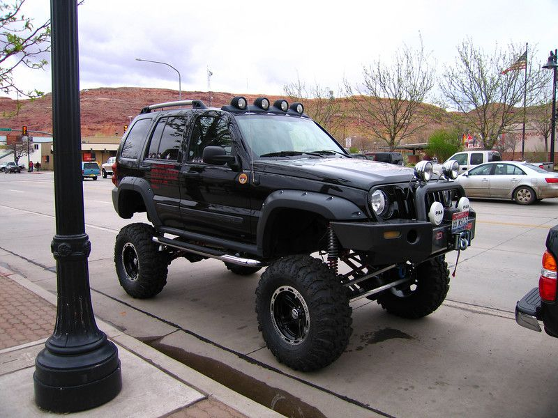 Jeep liberty lift kit reviews submited images