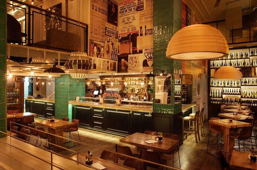 Casa mono coffee places bars restaurants pinterest - Casa mono restaurante ...