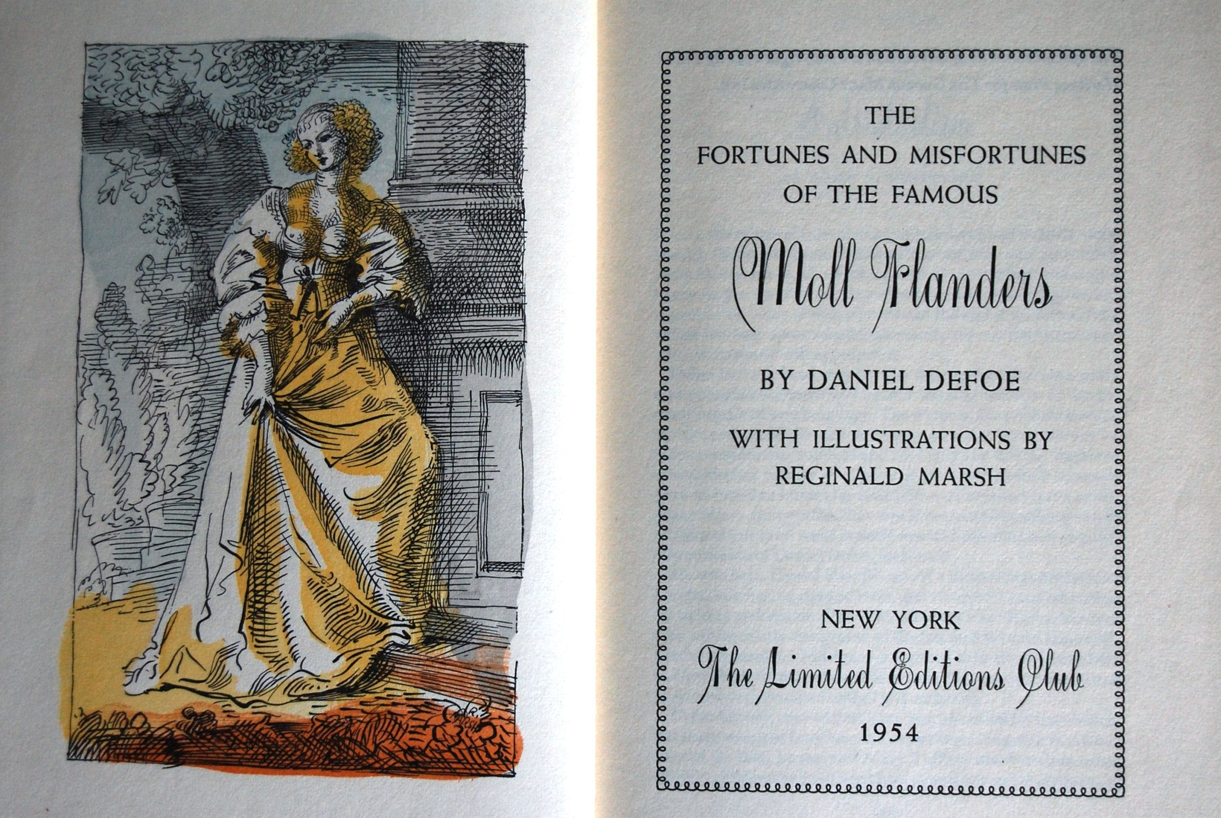daniel defoe an essay on literature Analysis of daniel defoes moll flanders english literature essay print reference this  published: 23rd march, 2015  defoe's century saw an increase in crime.