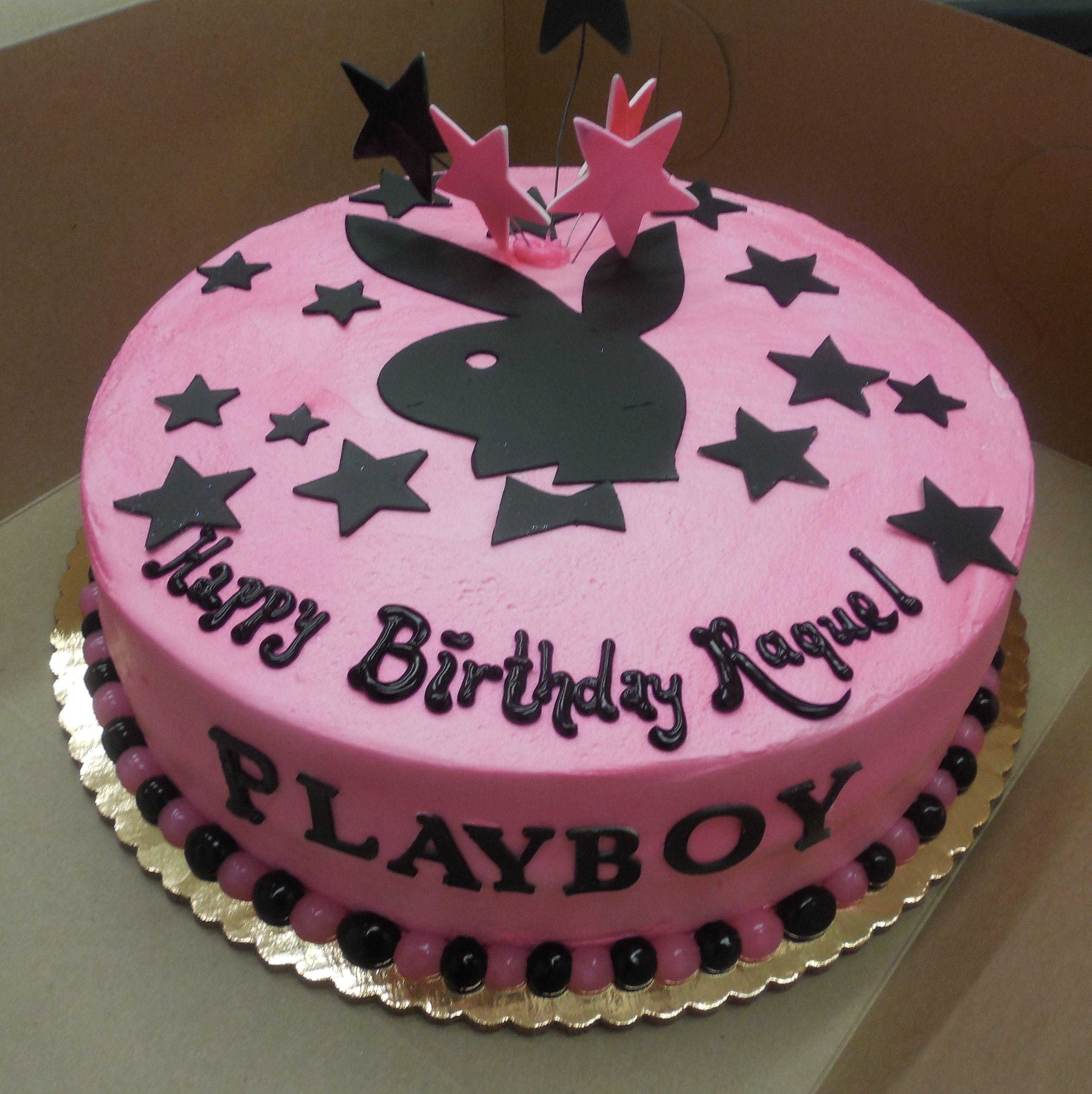 playboy bunny cakes