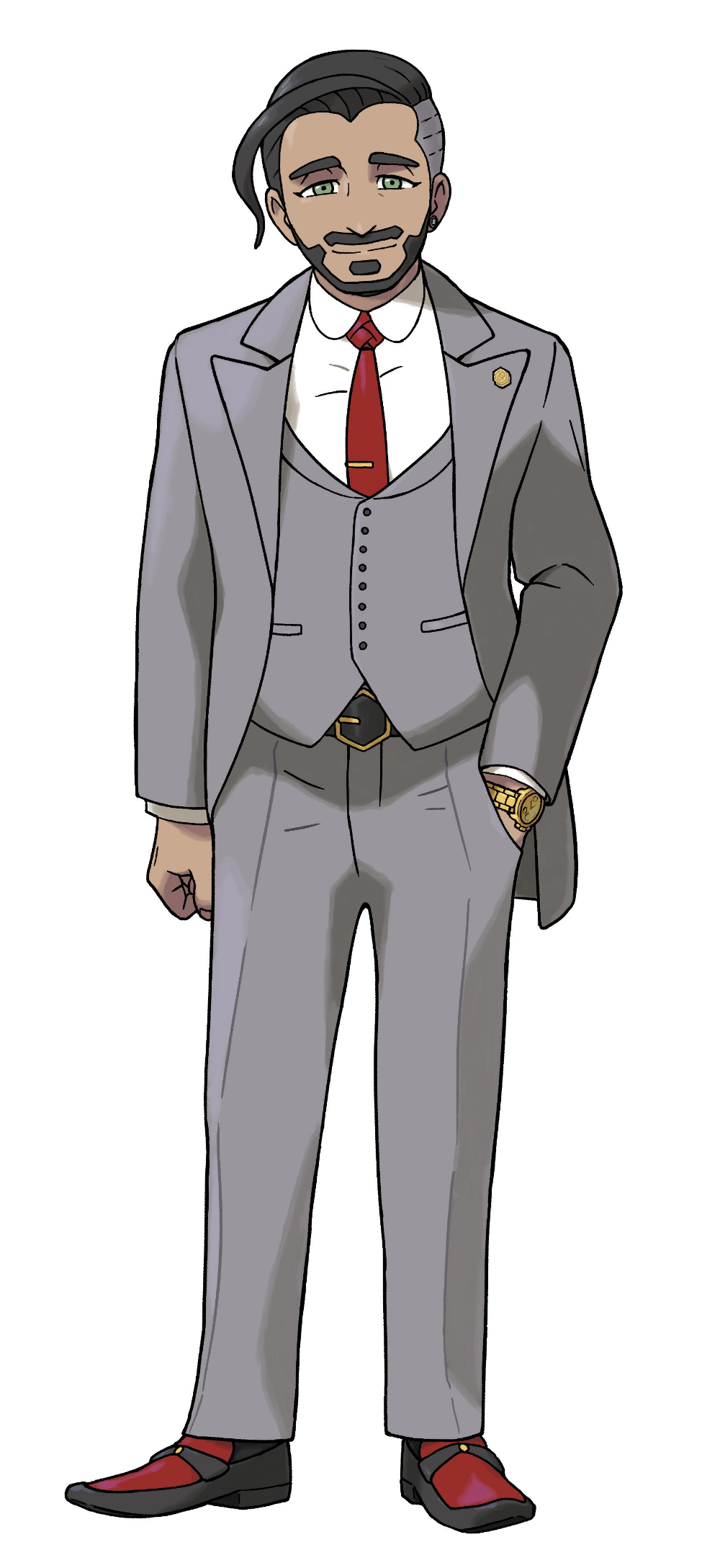 ポケモン剣盾 キャラ