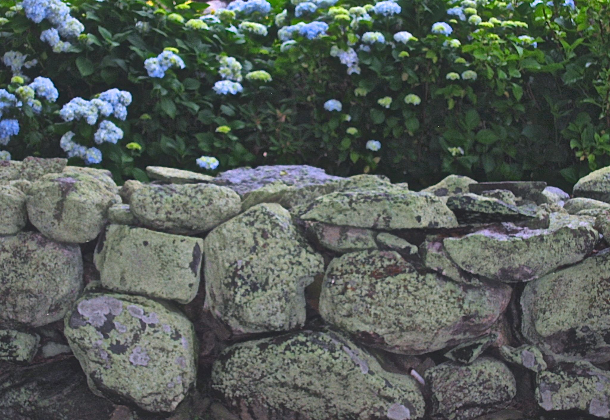 Stone for walls