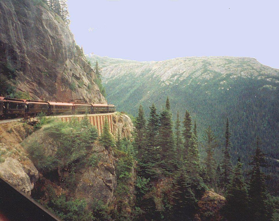 White Pass Railway, Skagway, AK   Places I've Been   Pinterest