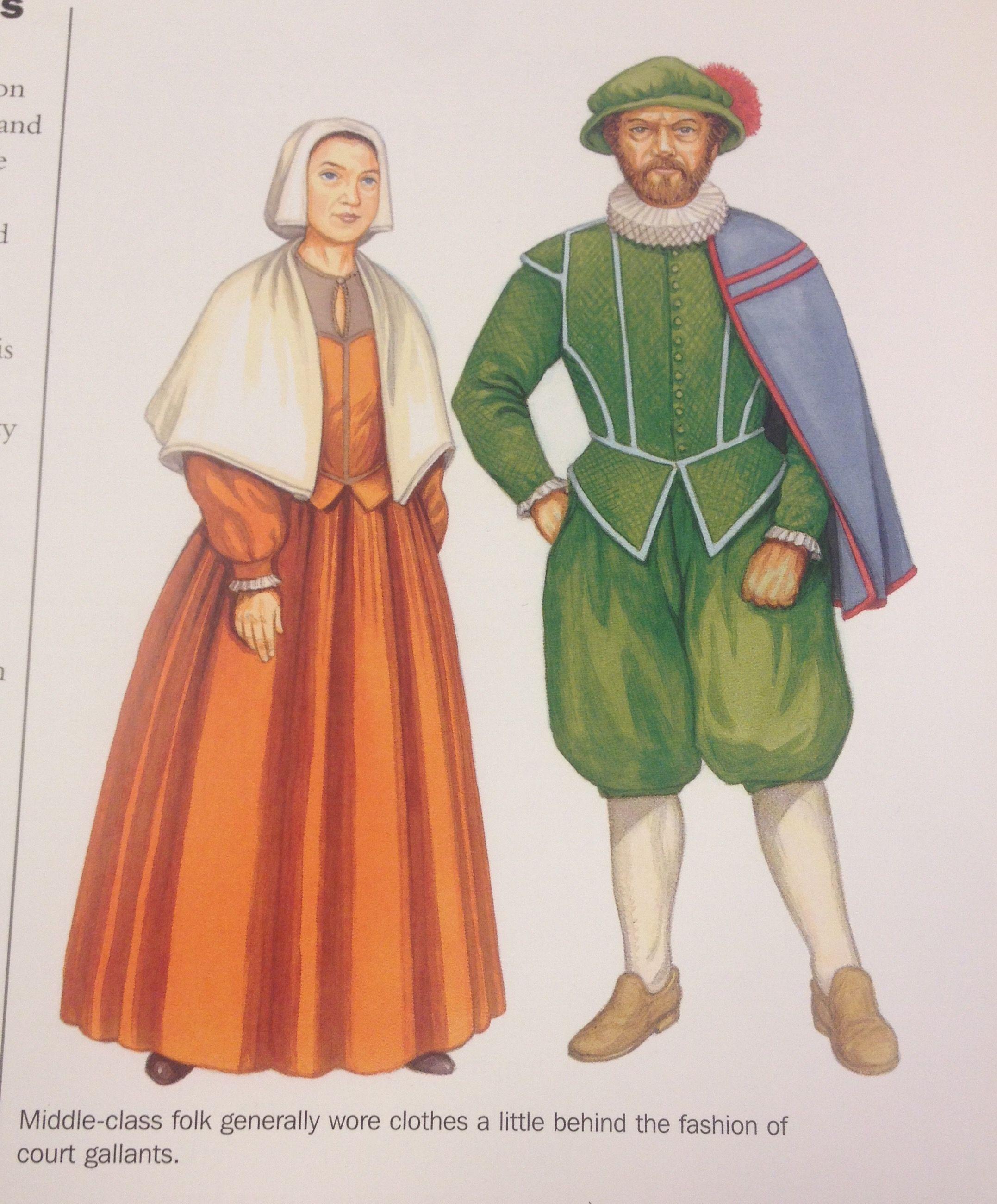 Fashion in elizabethan era 65