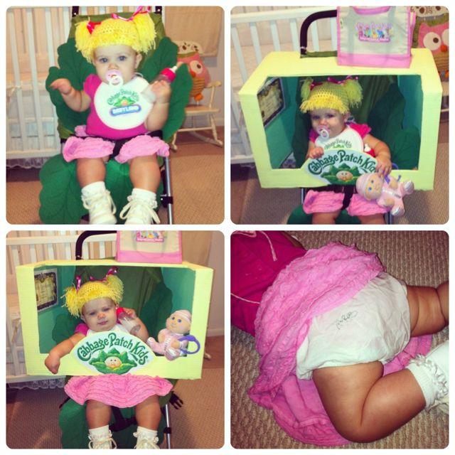 Cabbage patch kid halloween costume halloween pinterest for Cabbage patch kids halloween