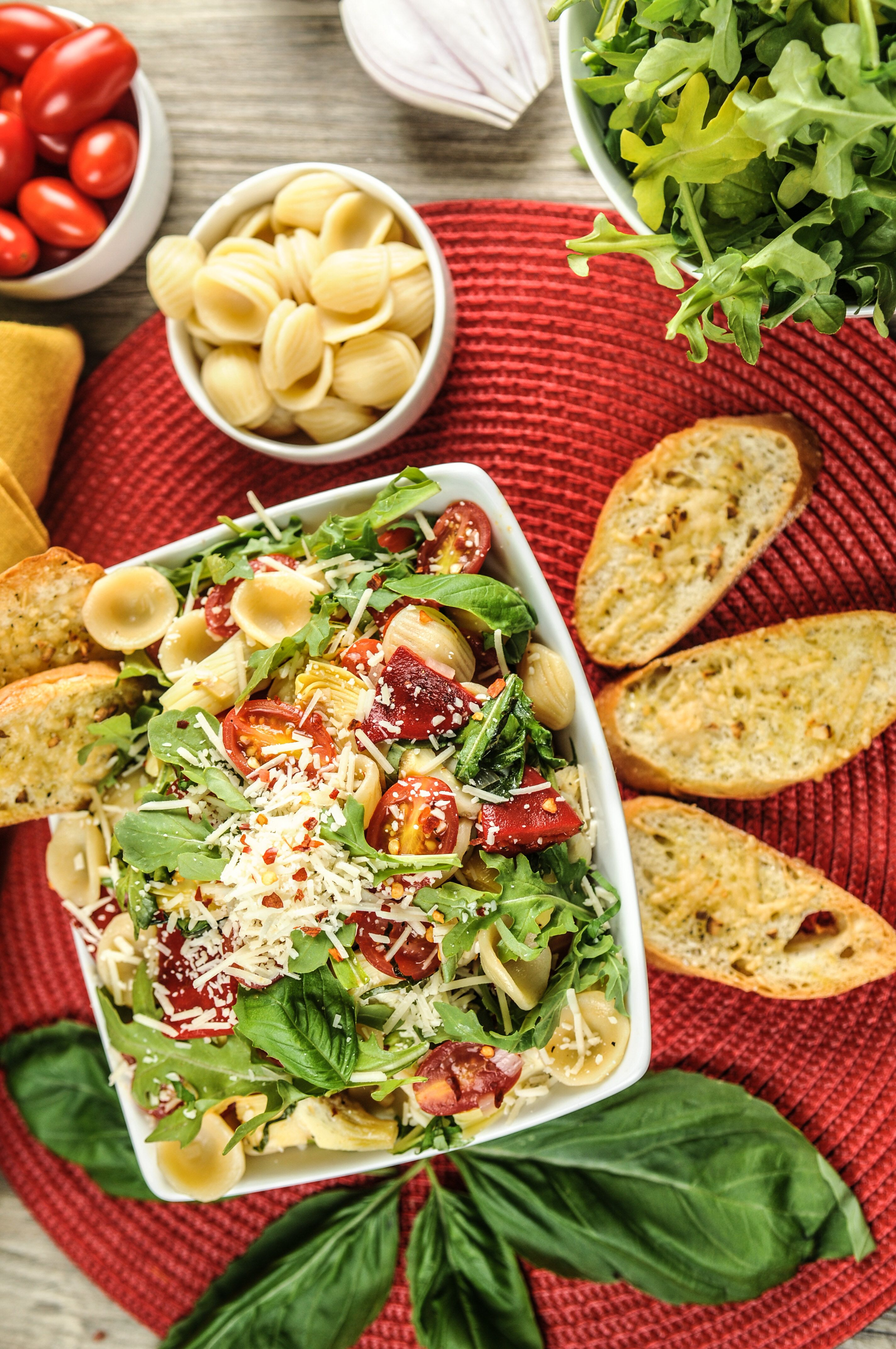 Pin by Home Chef on Pasta Dishes | Pinterest