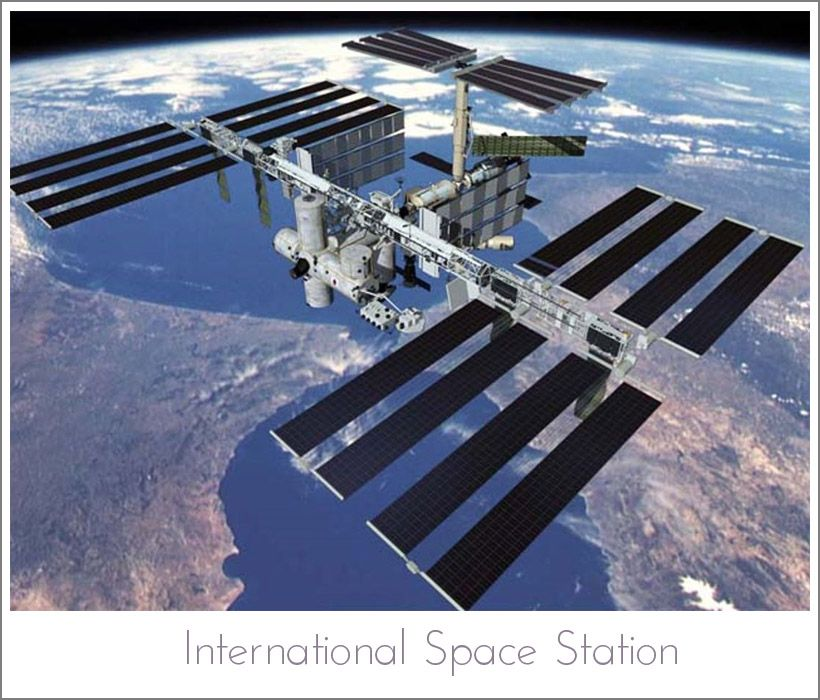 international space station tracking app iphone